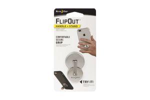 Nite Ize Flip Out Çelik Telefon Tutucu Yüzük ve Telefon Standı