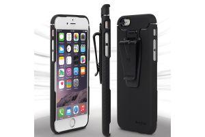 Nite Ize Connect Case iPhone 6 Plus Kılıf-Siyah