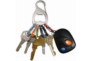 Nite Ize S-Biner KeyRack Şişe Açacağı Anahtarlık